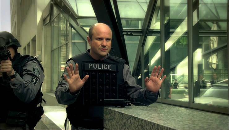 Enrico Colantoni als Sgt. Greg Parker