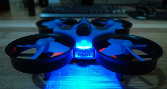 JJRC H36 Mini-Quadcopter