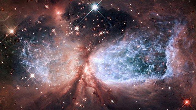 S106: Hubble-Weltraumteleskop